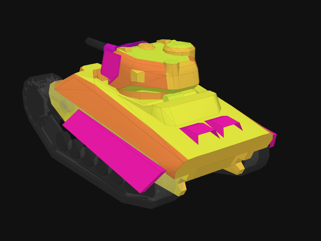 Hafen — Tier VII medium tank of Hybrid nation   Blitz Hangar