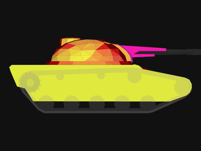 Scavenger — Tier V medium tank of Hybrid nation | Blitz Hangar