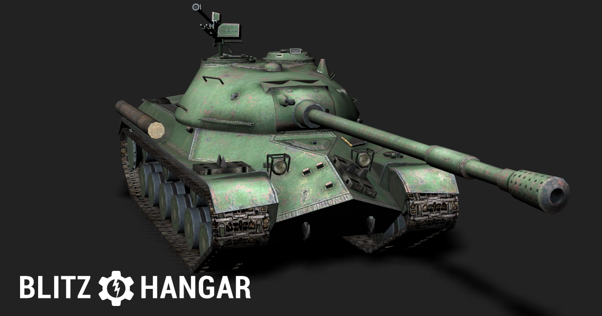 WZ-110 — Tier VIII Chinese heavy tank | Blitz Hangar