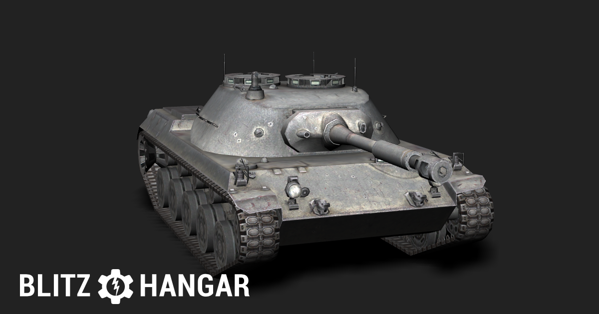 Ru 251 — Tier VIII German light tank | Blitz Hangar