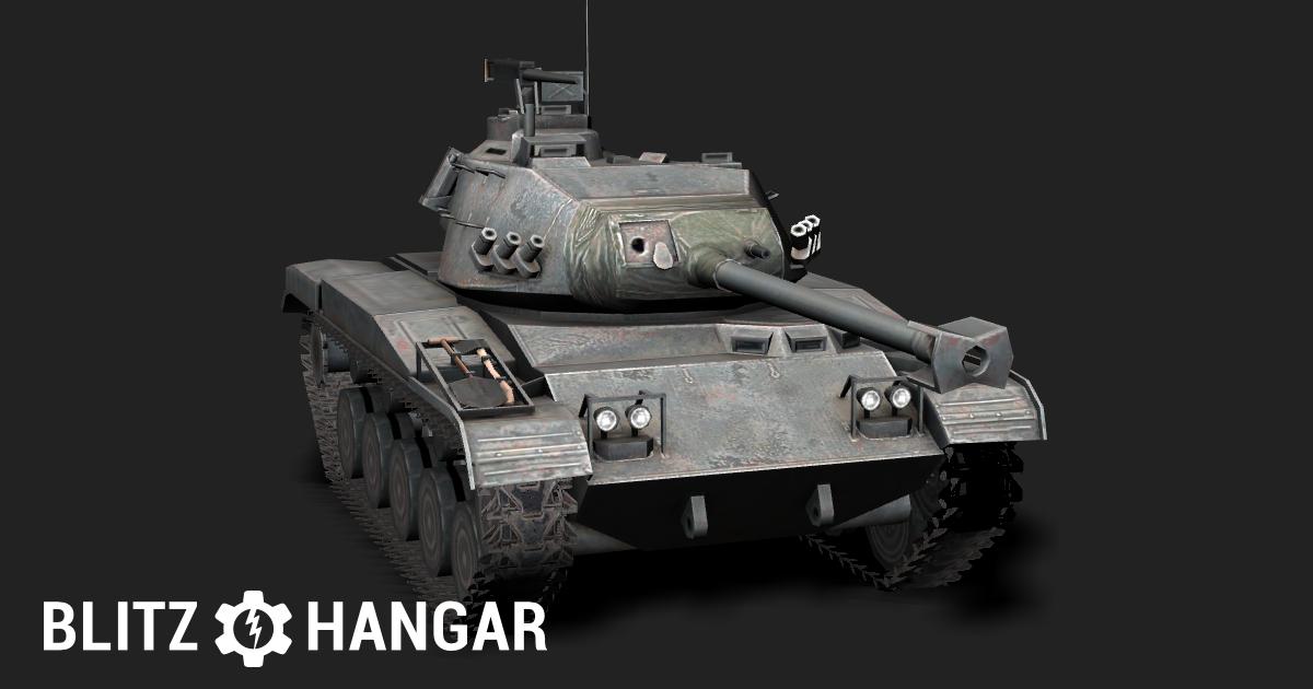 leKpz M 41 90 mm — Tier VIII German light tank | Blitz Hangar