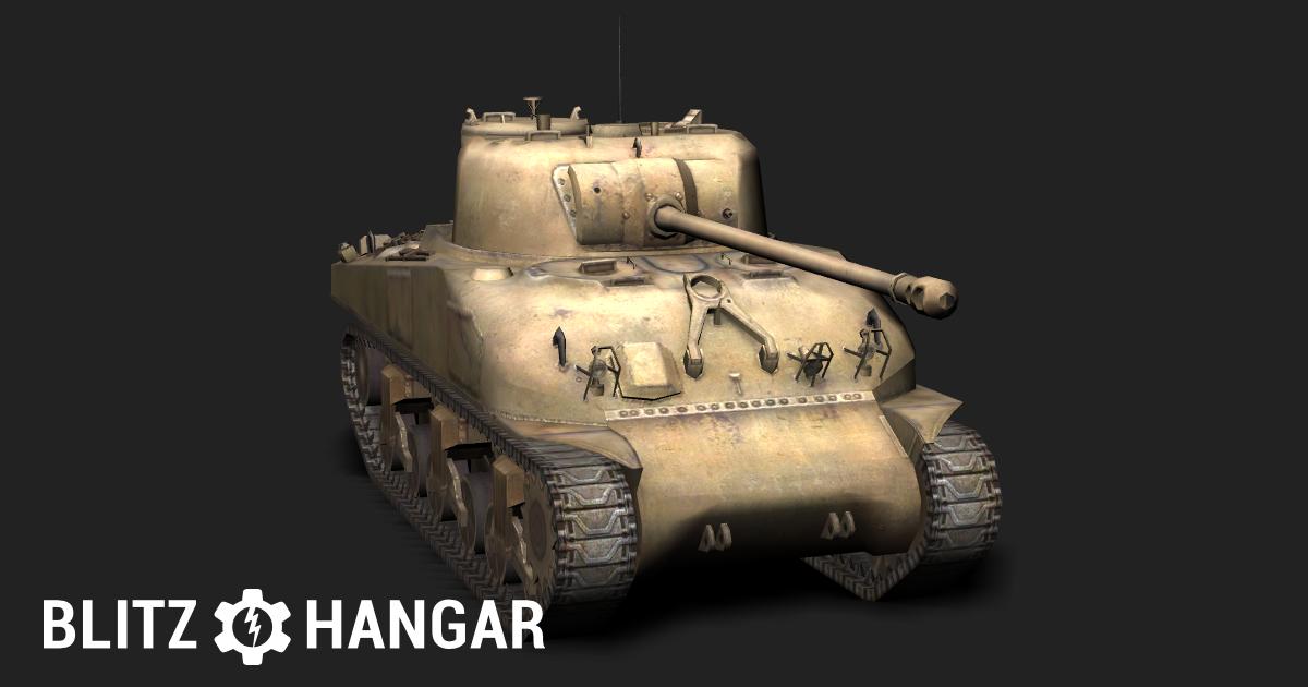 Sherman Firefly — Tier VI English medium tank   Blitz Hangar