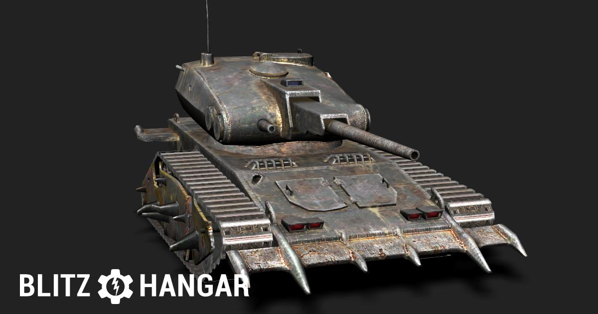 Gravedigger — Tier VII heavy tank of Hybrid nation | Blitz