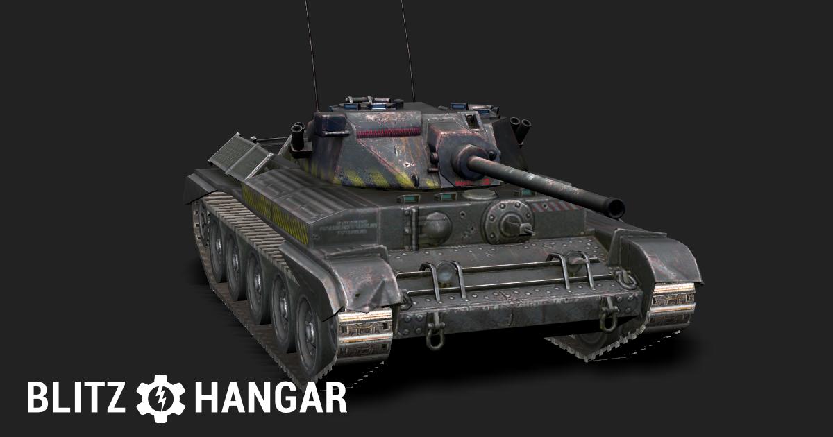 Y5 ELC bis — Tier VII medium tank of Hybrid nation | Blitz