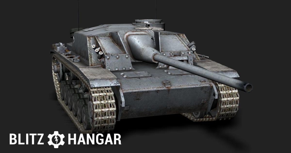 StuG III G — Tier V German tank destroyer | Blitz Hangar